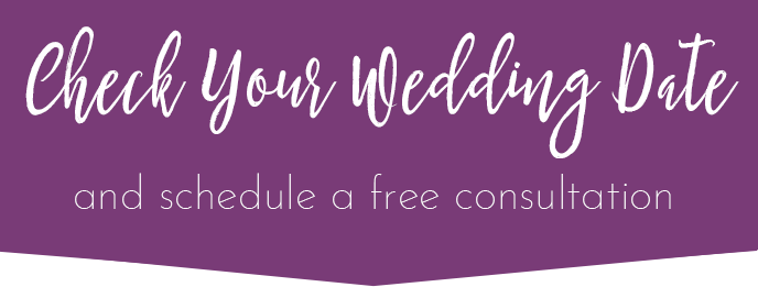 Wedding Flower Design Consultation